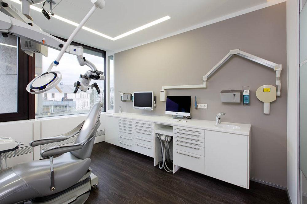 Zahnarzt Behandlungszimmer - Kraus & Ulrich