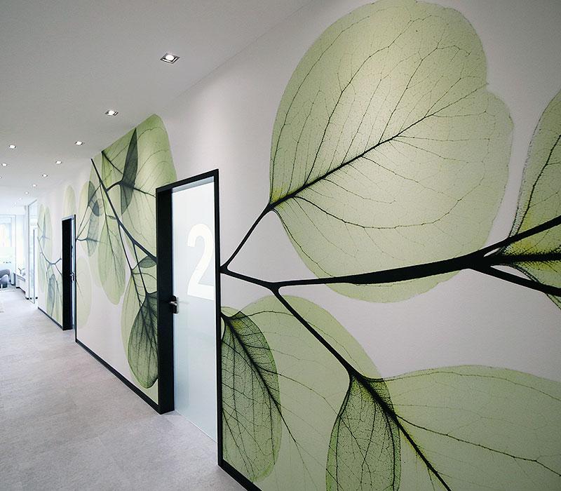 Malerarbeiten im Flur - Kraus & Ulrich