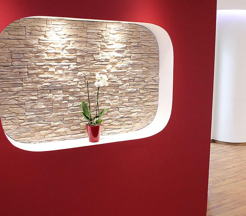 Trockenbau Wand - Kraus & Ulrich